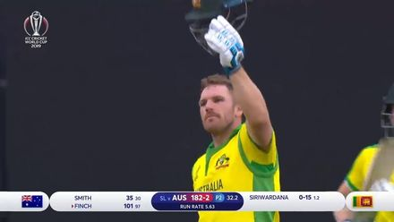 CWC19: SL v AUS - Match highlights
