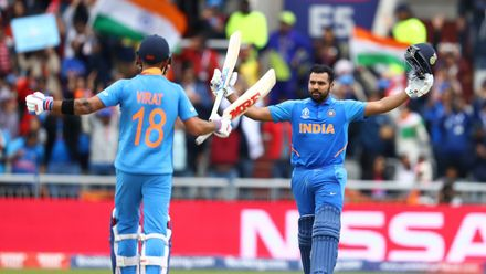 CWC19: IND v PAK - Match highlights