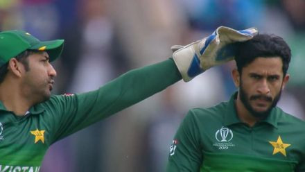 CWC19: IND v PAK - All the wickets of the Indian innings