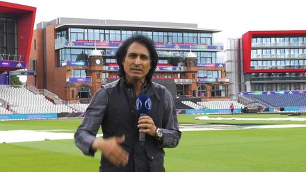 CWC19: IND v PAK – At the nets