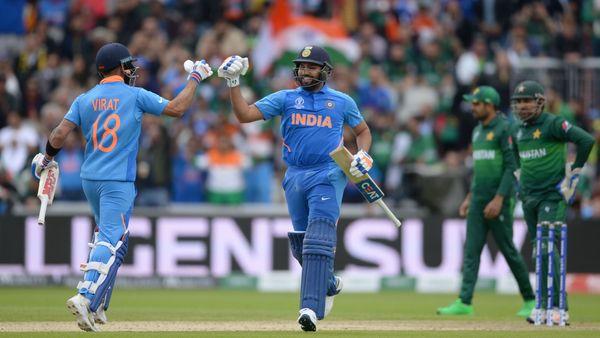 Rohit Sharma keeps India unbeaten against Pakistan at World Cups