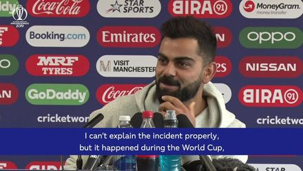 CWC19: Virat Kohli reminisces his top moments against Pakistan