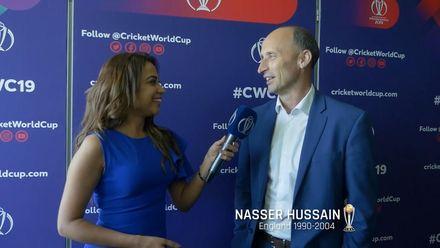 CWC19: IND v PAK - Nasser Hussain: