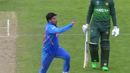 CWC19: IND v PAK - Pakistan fell well short in chase, second innings highlights