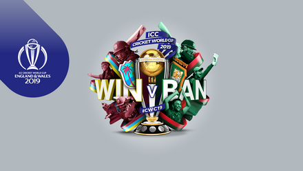 CWC 19: WI v BAN – Match Preview