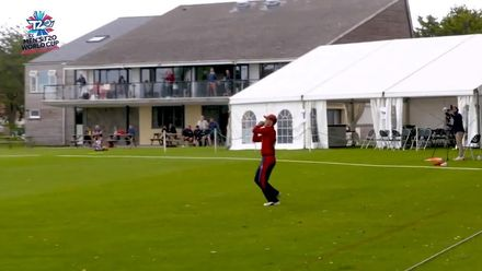 ICC Men's T20 World Cup Europe Final 2019, JSY v NOR - Three good catches by Jersey to crush Norway