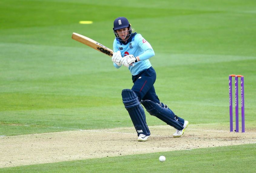 England won the ODI series against West Indies 3-0