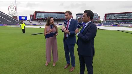 CWC19: ENG v AFG - The Review