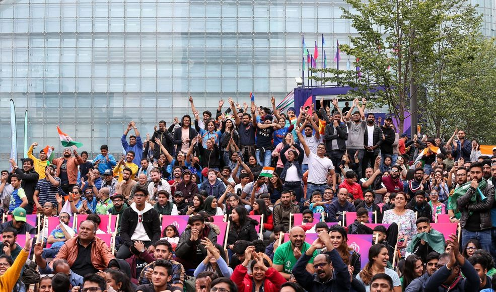 CWC19 Fanzone coming to Leeds!