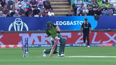 CWC19: NZ v SA – Uber Eats Best Deliveries