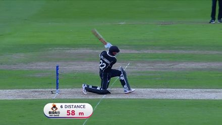 CWC19: NZ v SA - Highlights of Kane Williamson's match-winning 106*