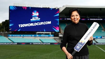 """We're going to bring all of the fans of cricket together here to say, 'let's celebrate women, let's celebrate the game of cricket"