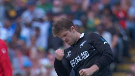 CWC19: NZ v SA - How New Zealand took their wickets