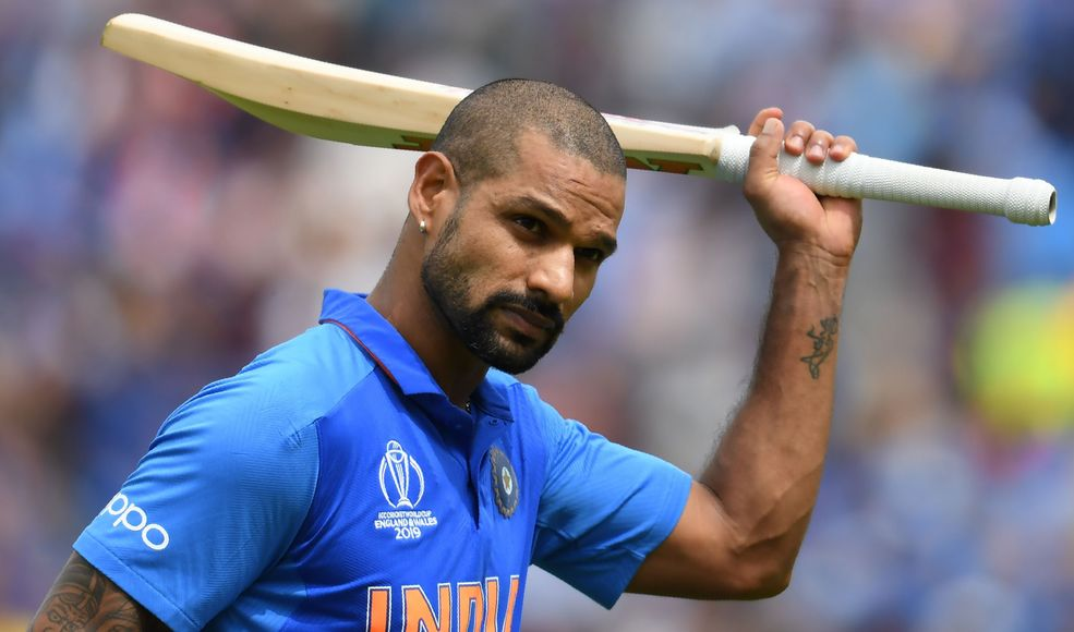 'Emotional' Dhawan thanks fans for support as he departs CWC19