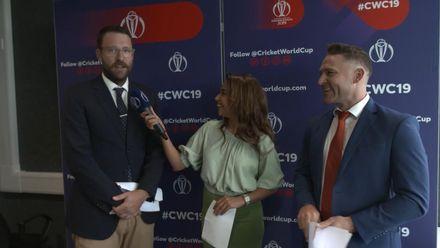 CWC19: Perfect Pairs - Daniel Vettori and Brendon McCullum