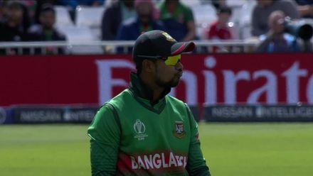 CWC_2019_MATCH26_AUSvBAN_SABBIR_DROPPED_CATCH