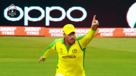 CWC19: AUS v BAN - Australia wrapped up a comfortable victory with a fantastic display