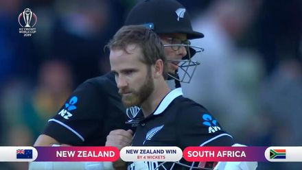 CWC19: NZ v SA - Match highlights