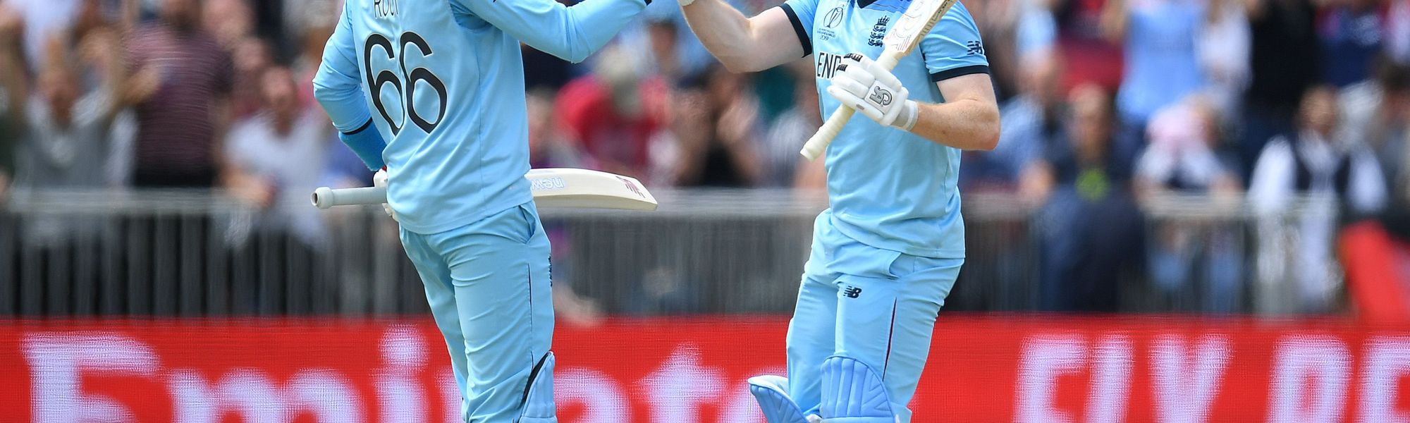Eoin Morgan, Joe Root