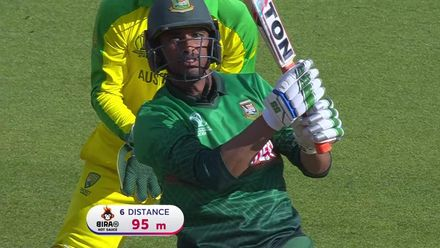 CWC19: AUS v BAN - Highlights of Mahmudullah's 69
