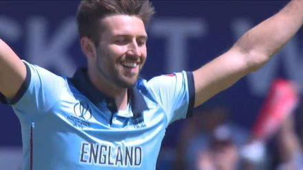 CWC19: ENG v SL - Wood takes 3-40