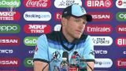 CWC19: ENG v SL - Eoin Morgan media conference
