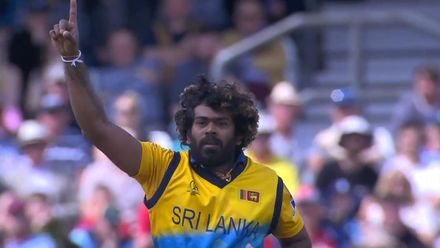 CWC19: ENG v SL - Four Malinga wickets seal victory for Sri Lanka