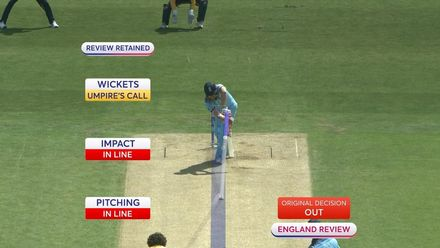 CWC19: ENG v SL - Malinga strikes in the first over