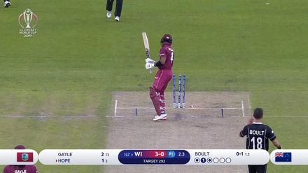 CWC19: WI v NZ - Hope drags on