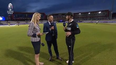 CWC19: WI v NZ - The Review