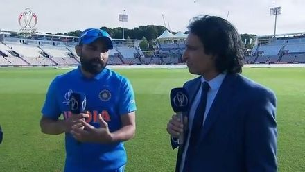 CWC19: IND v AFG - The Review