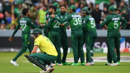 CWC19: PAK v SA - Match highlights