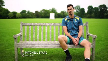 CWC 19: Mitchell Starc and the Art of bowling fast