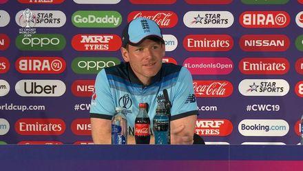 CWC19: ENG v AUS - Eoin Morgan press conference