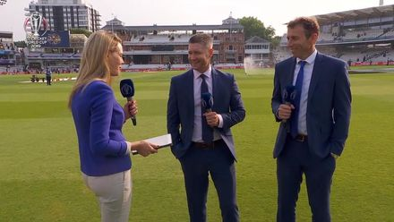 CWC19: ENG v AUS - The Review