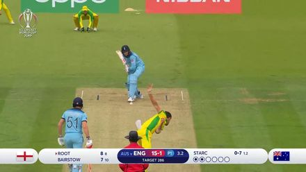 CWC19: ENG v AUS - Match highlights