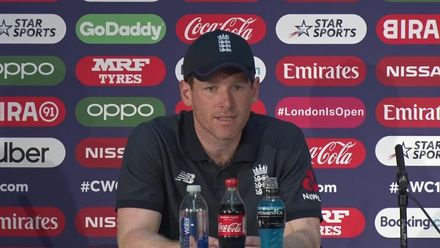 CWC 19: ENG v AUS – Pre-match Press Conference