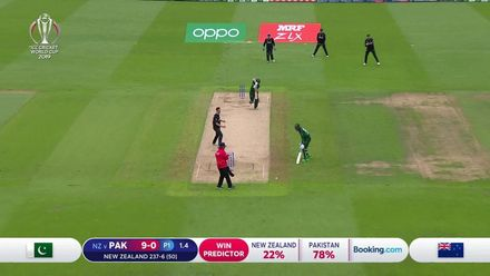 CWC19: NZ v PAK - Match highlights