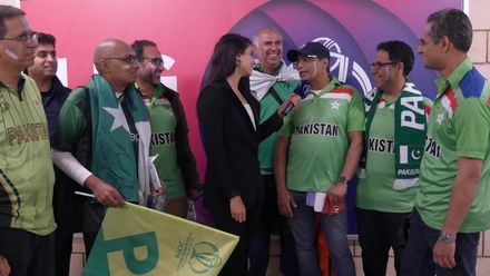 CWC19: NZ v PAK - Pakistan fans on similarity to 1992