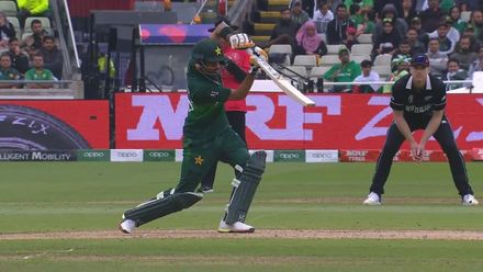 Nissan POTD - Gorgeous cover drive from Babar Azam