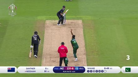 CWC19: NZ v PAK - Bira 91 Super Sixes