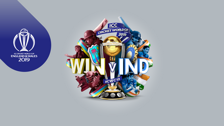 CWC19: WI v Ind – Match preview