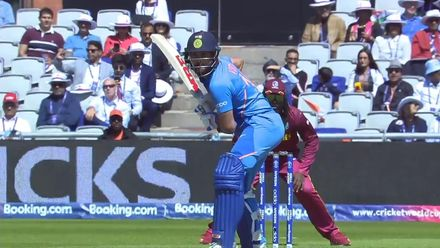 Nissan POTD – Kohli hits Thomas for a four