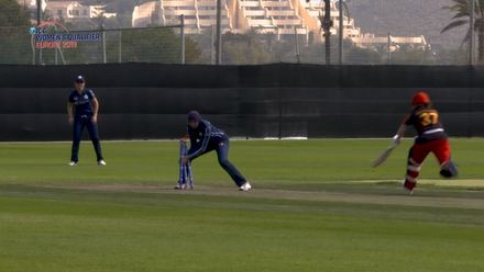 ICC Women's T20 World Cup Europe Qualifier: Ger v Sco - Scotland stifle Germany with sharp fielding