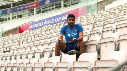 CWC 19: The Jasprit Bumrah story