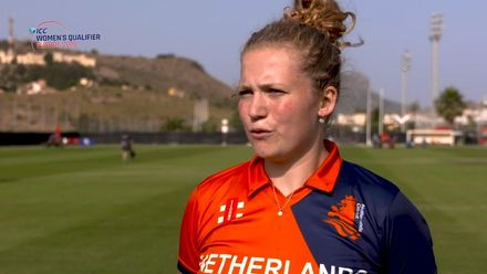 ICC Women's T20 World Cup Europe Qualifier: Captain Juliët Post reflects on Netherlands' winning start