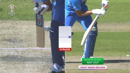 CWC19: WI v IND – Roach sends Rohit back early for 18