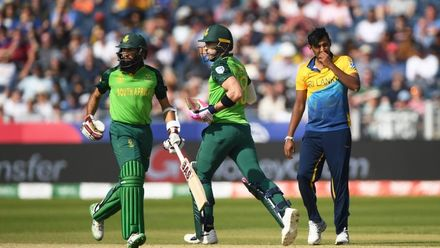 CWC19: SL v SA - Match highlights