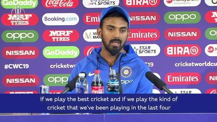 CWC19: WI v IND – KL Rahul Press Conference