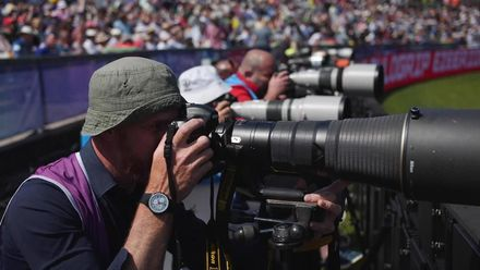 CWC19: SL v SA - The job of a photographer